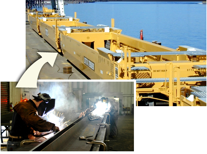 Full-service steel fabrication