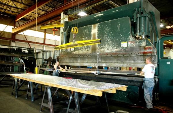 Metal Forming and Steel Bending